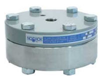 diaphragm seal for pressure gauges 10 000 psi | 10H NOSHOK