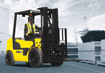 diesel engine forklift truck 2 000 - 3 300 kg | 20/25/30/33D-7E Hyundai Heavy Industries Europe NV
