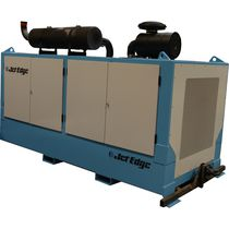 diesel powered plunger pump for water-jet cutting machines max. 36 000 psi (2 500 bar), 280 hp | iP36-280DS JET EDGE