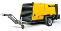 diesel powered screw air compressor (portable) 8.1 - 34.0 m&sup3;/min, 7 - 14 bar | MOBILAIR M 36/M 122 KAESER