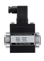 differential pressure transmitter 0 - 250 mbar DP / 0 - 200 bar DP | PR3200 ESI Technology Ltd