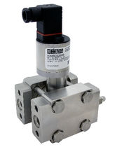 differential pressure transmitter 0 - 15 MPa | VDt  Satron Instruments Inc.