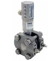 differential pressure transmitter with display -15 - 15 MPa | VD Satron Instruments Inc.