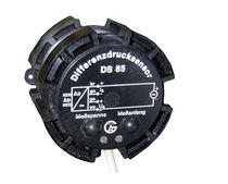 differential pressure transmitter 0 - 6000 Pa, IP65 | DS85 Val.co srl