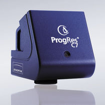 digital camera for microscope max. 7 Mpixels | ProgRes&reg; CCD Routine camera JENOPTIK  I  Optical Systems