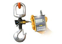 digital crane scale with detachable indicator max. 70 000 lb | Eilon series  Accu-Scale & System Inc