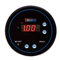 digital differential pressure gauge ±1/0.5/0.25%, 4 - 20 mA, 24 - 240 VAC/VDC, IP65, ETL, CE Sensocon, Inc.