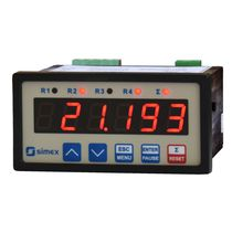 digital flow rate indicator - totalizer SPI-94 SIMEX