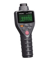 digital hand held tachometer (30.00 to 199.99) to (20000 to 99990) r/min | FT3406 HIOKI E.E. CORPORATION