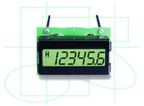 digital hour meter 700 series Curtis Instruments