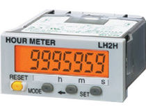 digital hour meter LH2H Panasonic Electric Works Corporation of America