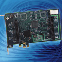 digital I/O PCI Express card PCIe-DIO-48S/PCIe-DIO-24S ACCES I/O Products, Inc.