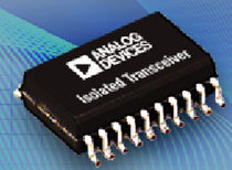 digital isolator integrated circuit ADUMxxxx, ADMxxxx, AD74xx series  Analog Devices
