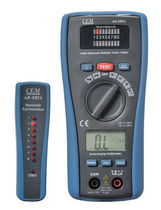 digital multimeter with cable identifier 600 V, 200 mA | LA-1011  CEM Instruments, Inc