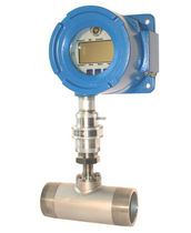 digital paddle-wheel flow-meter max. 260 gpm, max. 2 500 psi | TriFlo Hoffer Flow Controls