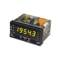 digital panel indicator for process, temperature and load cells MICRA-M DITEL