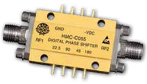 digital phase shifter module  Hittite Microwave