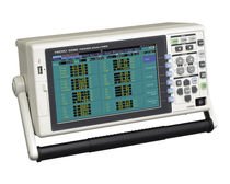 digital power analyzer 15 - 1500 V, 400 mA - 500 A | 3390 HIOKI E.E. CORPORATION