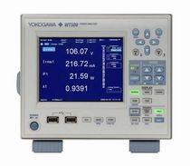 digital power analyzer 0.5 - 40 A, 15 - 1 000 V | WT500 Yokogawa Electric Corporation