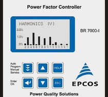 digital power factor controller BR7000-I Epcos