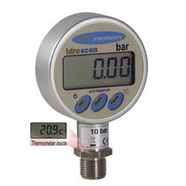 digital precision pressure indicator 1 - 2000 bar AEP transducers