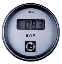 digital pressure indicator LM 40 LM Instrumentation
