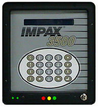 digital process indicator IMPAX 3500 Process Technologies Group, Inc.