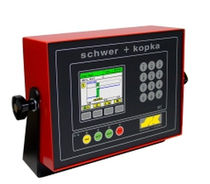 digital process indicator IMPAX-SK 2 Process Technologies Group, Inc.