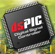 digital signal processor (DSP)  Microchip Technology