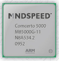 digital signal processor (DSP)  Mindspeed