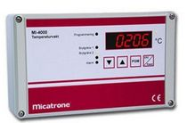 digital temperature alarm and indicator MI-4000/HL Micatrone AB