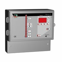 digital temperature controller max. 10 A | Mf-Net Master-5 Vostermans Ventilation