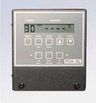 digital temperature indicator FDX Series Marsh Bellofram