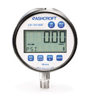 digital test pressure gauge 2089, 2086 ASHCROFT