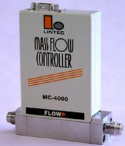 digital thermal mass flow controller max. 5 slm | MC-4000 QUALIFLOW