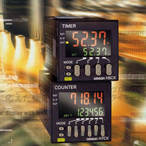 digital timer 1/16 DIN | H5CX Omron Europe