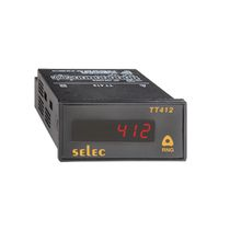 digital totalizer counter 36 x 72 | TT412 SELEC Controls Pvt. Ltd.