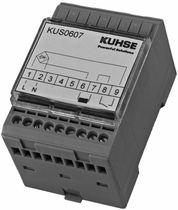 digital voltage / frequency / over-excitation protection relay KUS series Alfred Kuhse GmbH