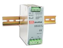 DIN rail mounted DC-UPS 24 V, 40 W | DR-UPS40 Sunpower UK