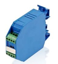 DIN rail mounted electromechanical relay with optocoupler 3 - 30 VDC | MRC series DETAS