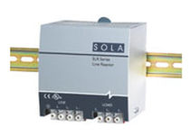 DIN rail mounted line reactor 3.4 - 37 A | SLR series SolaHD