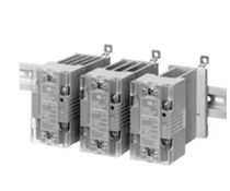 DIN rail mounted solid state relay 10 - 30 A | SSD RKC Instrument