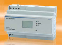 DIN-rail mounted three-phase electric energy meter 400 V, max. 100 A | DRK-3P-400-D100 Crompton Instruments