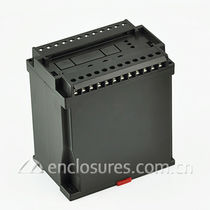 DIN rail terminal enclosure 110 x 75 x 120 mm | 15-41  Ningbo Dayang  Enclosures.