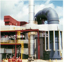 direct-fired thermal oxidizer for VOC and NOx reduction  Met-Pro Environmental Solutions