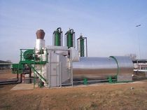direct-fired thermal oxidizer for VOC and NOx reduction  Eco Instal