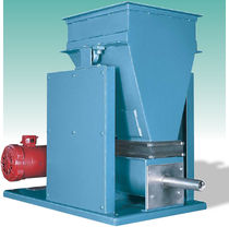dispenser for powders and granulates (volumetric feeder) 0.6 - 160 ft³/h | 120 series Acrison