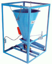 dispenser for solids (volumetric feeder) 0.6 - 28 t/h | FM, FMT series TARNOS