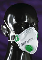 disposable particulate filter mask RESPAIR Series INFIELD SAFETY