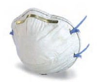 disposable particulate filter mask EN 149 GROUPE RG